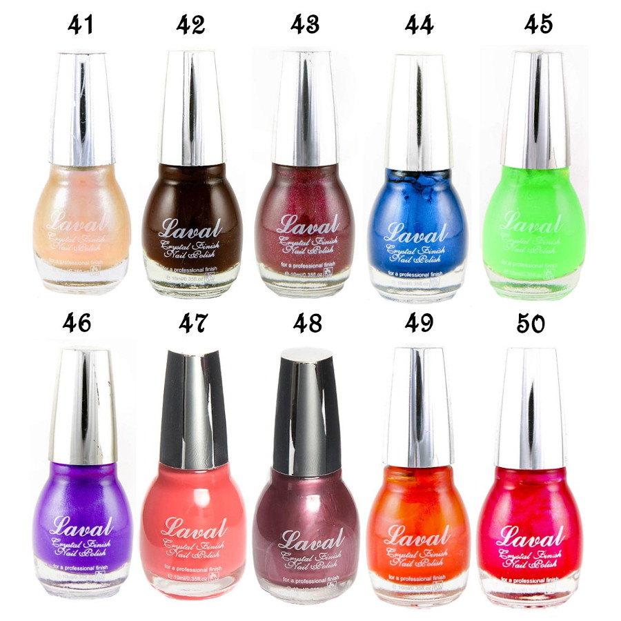 Orly Candy Shop Nail Lacquer   Review & Swatches