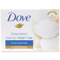 Dove Limited Edition Beauty Cream Soap Bar 100g (6pcs) (£0.45/each) (0005)