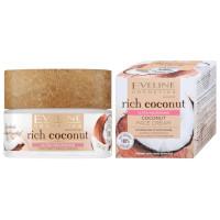 Eveline Rich Coconut Ultra-Nourishing Coconut Face Cream - 50ml (0249) EVE/53