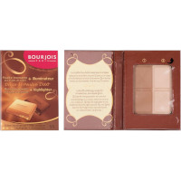 Bourjois Delice De Poudre Duo - (No.55 Highlighter + Universal Tan) (5506)