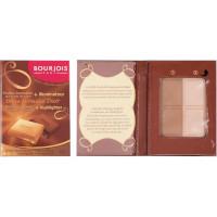 Bourjois Delice De Poudre Duo - (No.55 Highlighter + Universal Tan) (5506)