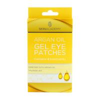 Skin Academy Argan Oil Gel Eye Patches - 4 Treatments (2197) (12197-100) SA/13