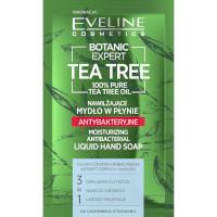 Eveline Botanic Expert Tea Tree Moisturizing Liquid Hand Soap - 75ml (4pcs) (£0.60/each) (1261) EVE/67
