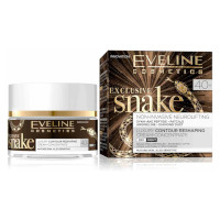 Eveline Exclusive Snake 40+ Luxury Contour Reshaping Cream - 50ml (1284) EVE/54