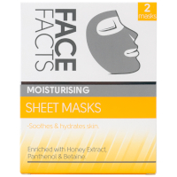 Face Facts Moisturising Sheet Mask - 2 Masks (4375) (14375-150) FF/40