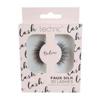 Technic Faux Silk 3D Lashes - Bolero (6pcs) (20527) (£1.42/each) D9
