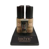Technic Pro Finish Matte Fix Foundation - Ivory (10pcs) (20722) (£1.45/each)