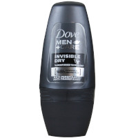Dove Men Invisible Dry Anti-Perspirant Roll On - 50ml (6pcs) (£0.79/each) (2313)