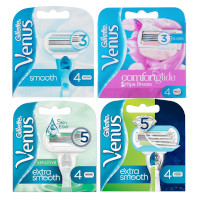 Gillette Venus Shaving Razor Blades (3pcs) (Assorted) (£6.00/each)