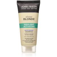John Frieda Sheer Blonde Highlight Activating Moisturising Shampoo - 50ml (6pcs) (4888) (£0.95/each) HC A/21