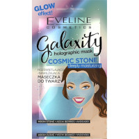 Eveline Galaxity Holographic Cosmic Stone Deeply Moisturising Mask (12pcs) (£0.60/each) (5382) EVE/62