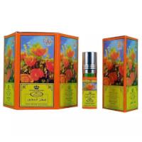 Bakhour Roll On Perfume Oil - 6ml (6pcs) Al-Rehab (£1.25/each) (4215) (OPP/SAFFRON)