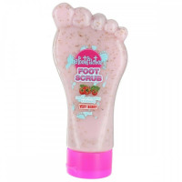 Face Facts The Foot Factory Very Berry Foot Scrub - 180ml (0150) (60150-012) SA/20