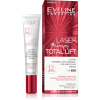 Eveline Laser Therapy Total Lift Eye & Eyelid Cream - 20ml (3319) EVE/27