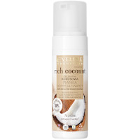 Eveline Rich Coconut Delicate Coconut Cleansing Foam - 150ml (6877) EVE/66