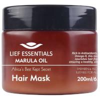 Lief Essentials Marula Oil Hair Mask - 200ml (3302) / HAIR CARE 83