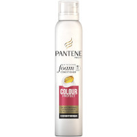 Pantene Colour Protect In-Shower Foam Conditioner - 180ml (6pcs) (£0.64/each) (MM4710) / HAIR CARE 91