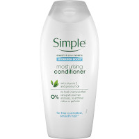 Simple Kind To Hair Gentle Care Conditioner - 400ml (Options) (From £1.25/each)