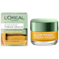 L'Oreal Absolutely Clay Glow Face Mask - 50ml (3191) - GERMAN PACKAGING