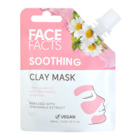 Face Facts Soothing Clay Mask - 60ml (8632) (18632-150) FF/06