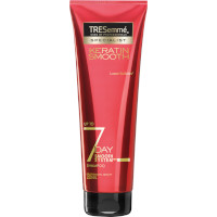 TRESemme' Keratin Smooth 7 Day Smooth System Shampoo - 250ml (6pcs) (£1.40/each) (6143) / HAIR CARE 94