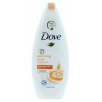 Dove Restoring Care with Castor Oil Shower Gel - 250ml (6pcs) (£1.05/each) (PC0246)