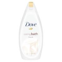 Dove Fine Silk Bath Soak - 500ml (6pcs) (£1.37/each) (PC2943) Dove/82a