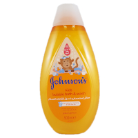 Johnson's 2-in-1 Kids Bubble Bath & Wash - 500ml (6pcs) (£1.25/each) (WTS7690)