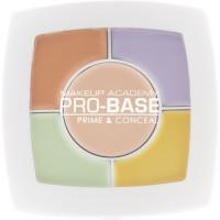 MUA Pro-Base Prime & Conceal Palette - 4g (3pcs) (7403) (£0.75/each) MUA 21