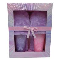 Style & Grace Glitz & Glam Slipper Set Eco Packaging Gift Set (29885) (3570) SG19