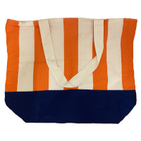 Sanctuary Spa Orange & White Striped Beach Bag (6pcs) (£1.00/each)