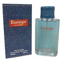 Exempt (Mens 100ml EDT) Fine Perfumery (0061) (FP8006) (15A)