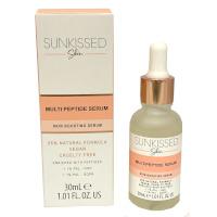 Sunkissed Multi Peptide Skin Boosting Serum - 30ml (6pcs) (29489) (£2.15/each) Sunkissed - 22A