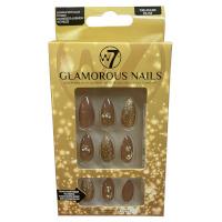 W7 Glamorous Nails - Treasure Hunt (12pcs) (GNTH) (£1.88/each) (8807) W7 NAILS-6