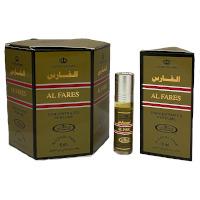 Al Fares Roll On Perfume Oil - 6ml (6pcs) Al-Rehab (£1.25/each) (1375) (OPP/SAFFRON)