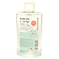 Constance Caroll Pro Hand Care Hygience Gel 200ml - 60% Alcohol (8106)