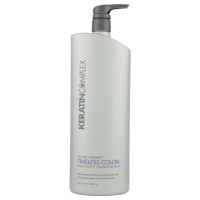 Keratin Complex Color Therapy Timeless Color Fade-Defy Hair Conditioner - 1000ml (6136) HC/13