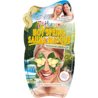 7th Heaven Hot Spring Sauna Mask (12pcs) (£0.70/each) (4687)