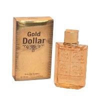 Gold Dollar (Mens 100ml EDT) Saffron (0113) SAFF/PERFUME 21