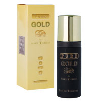 Pure Gold (Mens 50ml EDT) Milton Lloyd