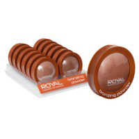 Royal Bronzer Compact (12pcs) DFAC031A (ROYAL 178) (£0.95/each)