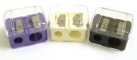Body Collection Duo Pencil Sharpener (12pcs) 7016 C58 (£0.40/each)