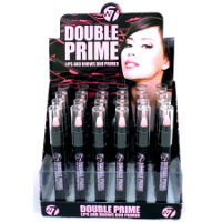 W7 Double Prime Lips and Brows Duo Primer (24pcs) (1958) (£0.95/each) A/181
