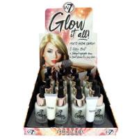 W7 Glow It All! Multi-Glow Serum (16pcs) (6359) (£1.99/each) B/66