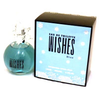 Wishes Blue (Mens 100ml EDT) Creative Colours (1441)