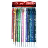 Glitter XXL Perfect Cosmetics Pencil (12pcs) (£0.25/each)