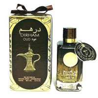 Dirham Oud Ard Al Zaafaran  (100ml EDP) (8432) (ARABIC/113)