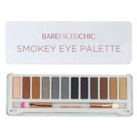 BareFacedChic Smokey Eye Palette (6pcs) (8611) (£2.50/each)