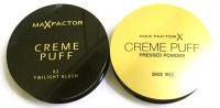 #Max factor Creme Puff, Pressed Powder (11 Options)