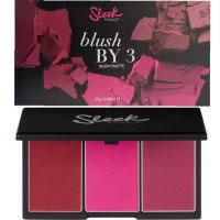 Sleek Blush By 3, Blush Palette Pink Sprint (3pcs) (£1.25 / each) (0607)
